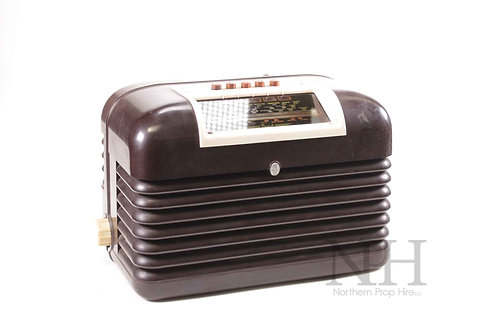 Bush radio C1950s