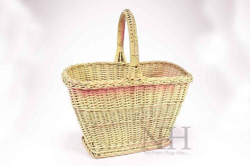 Yellow Hand basket