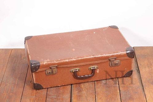 Rexine suitcase