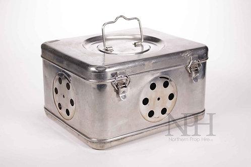 Vintage medical steriliser