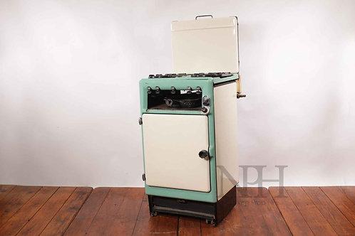 Green cream cooker