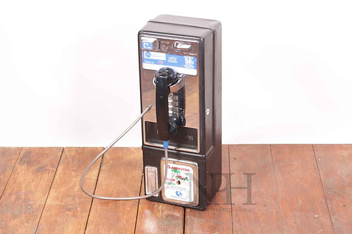 American pay phone