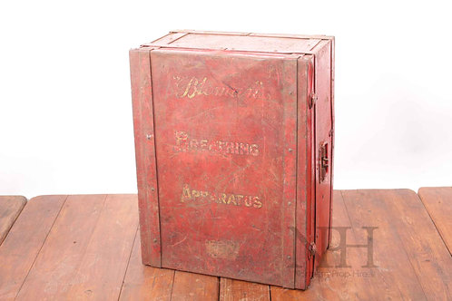 Breathing apparatus box