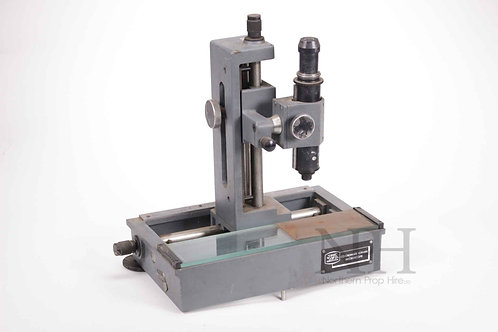 Vernier mesuring microscope