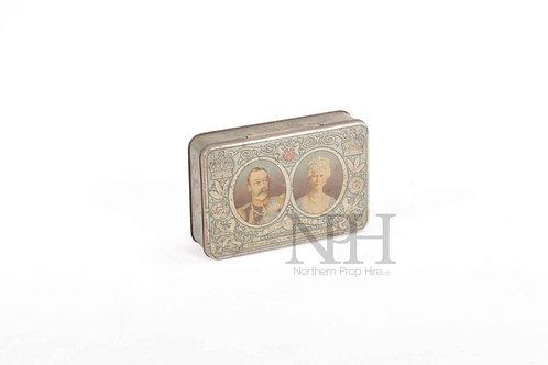 Royal tins