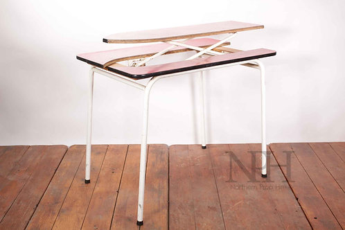 Table with ironing board
