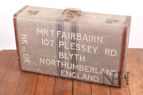 Army suitcase