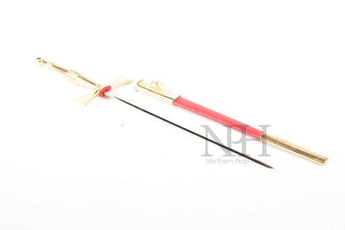 Letter opener Sword