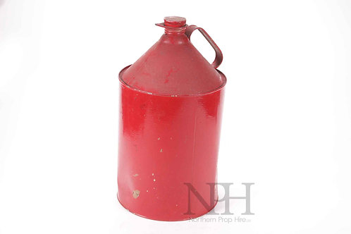 Red can