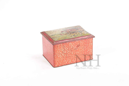 Box tin