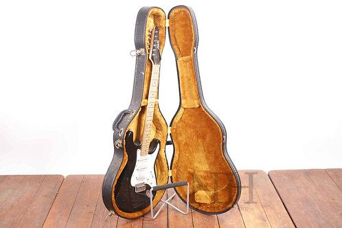 Acoustic guitare & case
