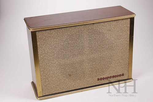 Rediffusion box speaker 50s-60s