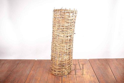 Tall wicker tubes