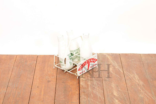 Doorstop milk crate