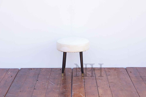 Mid century bedroom stool