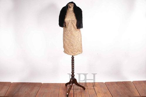 Bobbin mannequin stand