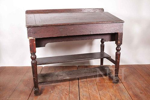 Antique clerks desk