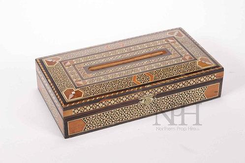 Mosaic Arabesque Tissue box