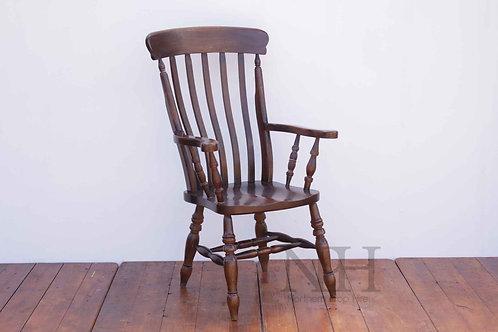 Windsor slotback chair