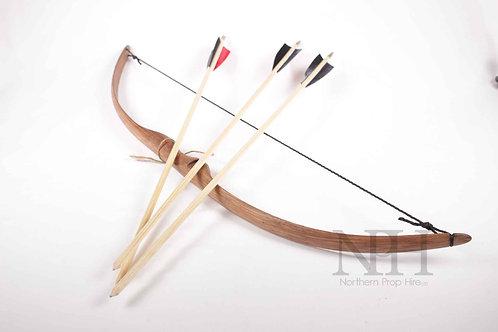Childes bow & arrow set