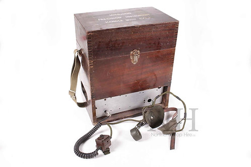 Portable field communications