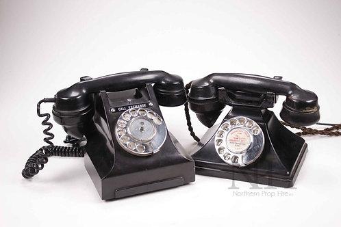 Black phones