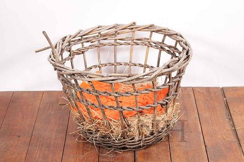 Thin weave basket