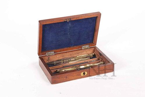 Brass ruling pens