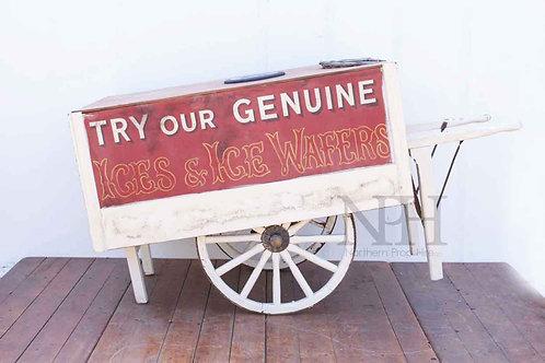 Ice-cream cart