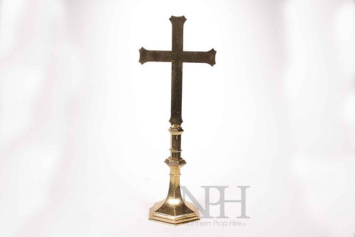 Alter crucifix