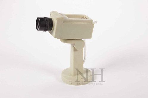 Vintage security camera