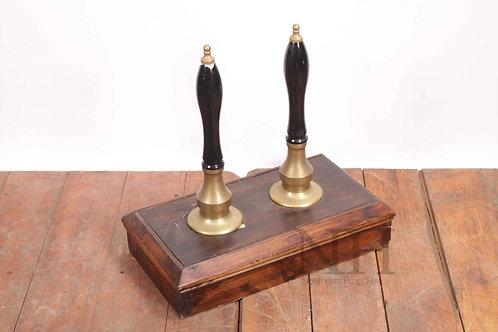Brass Bar bear pumps