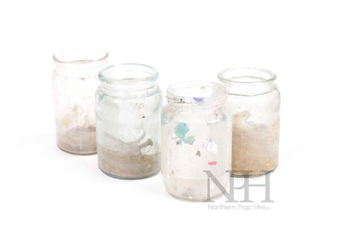 Art room jars