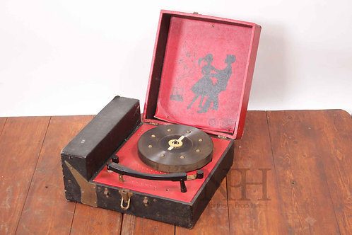 Record player 50s