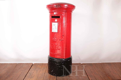 Lightweight post box