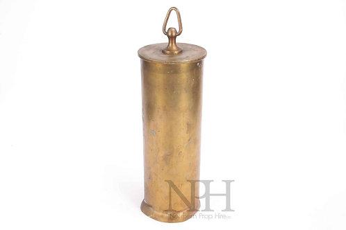 Brass cylinder