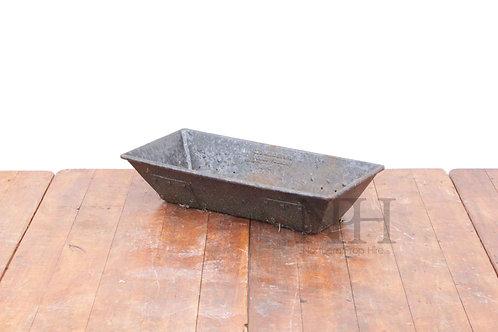 Cast trough