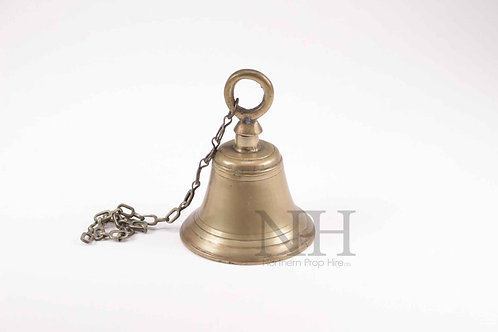 Bell with chain