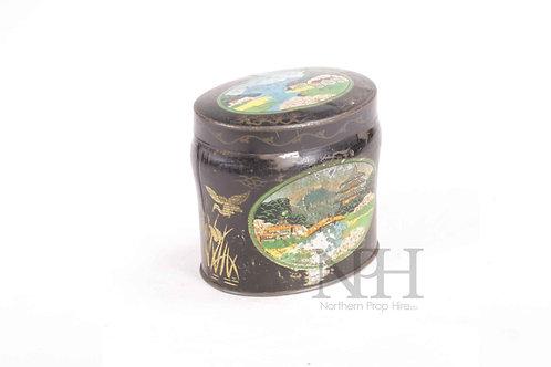Black tin