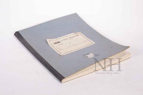 Ships log book