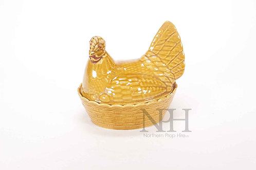 Hen egg holder