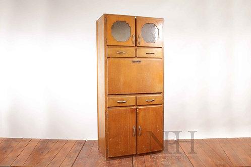 Vintage brown larder