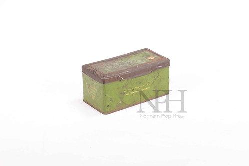 Green tin