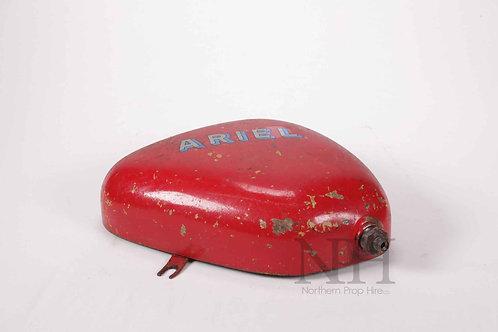 Ariel petrol tank