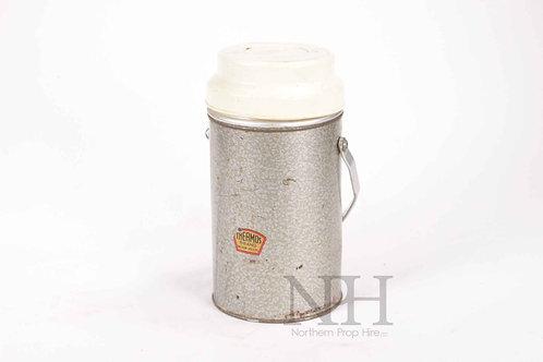 Vintage thermal flask