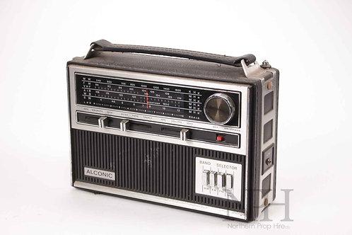 Alconic radio