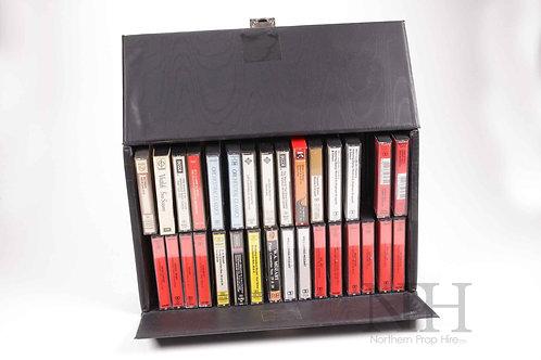Cassette tape box