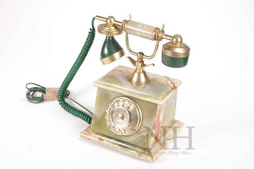 Vintage onyx phone