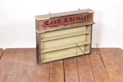 Cash chemist