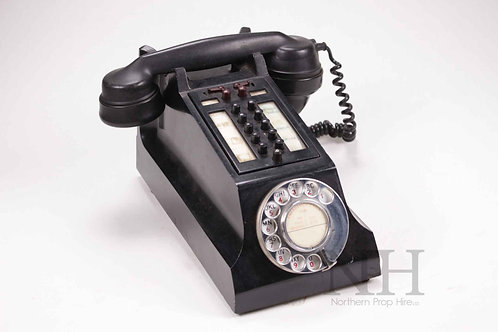 Bakelite crocodile phone